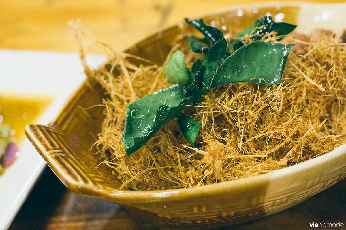Un food tour dans les meilleurs restaurants de Bangkok