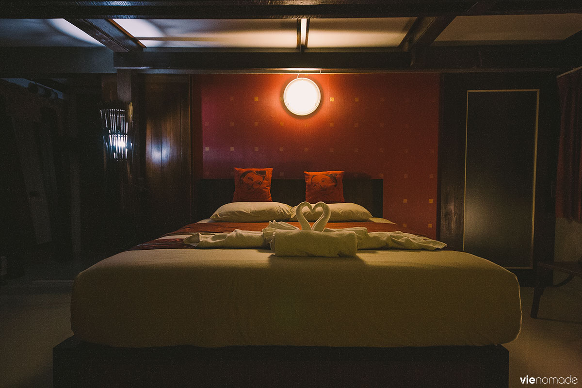 Dormir à Chiang Mai, quartier Wat Ket
