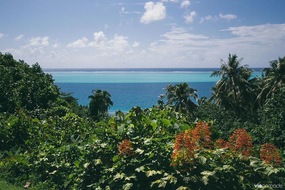 Que faire à Huahine, en Polynésie Française?