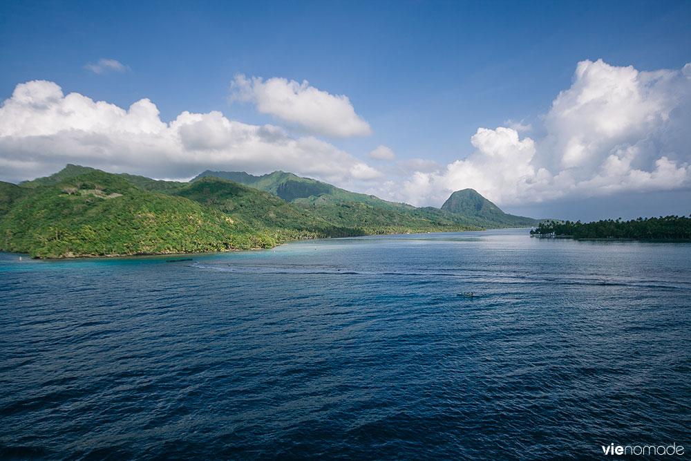 Île de Huahine, Polynésie Française