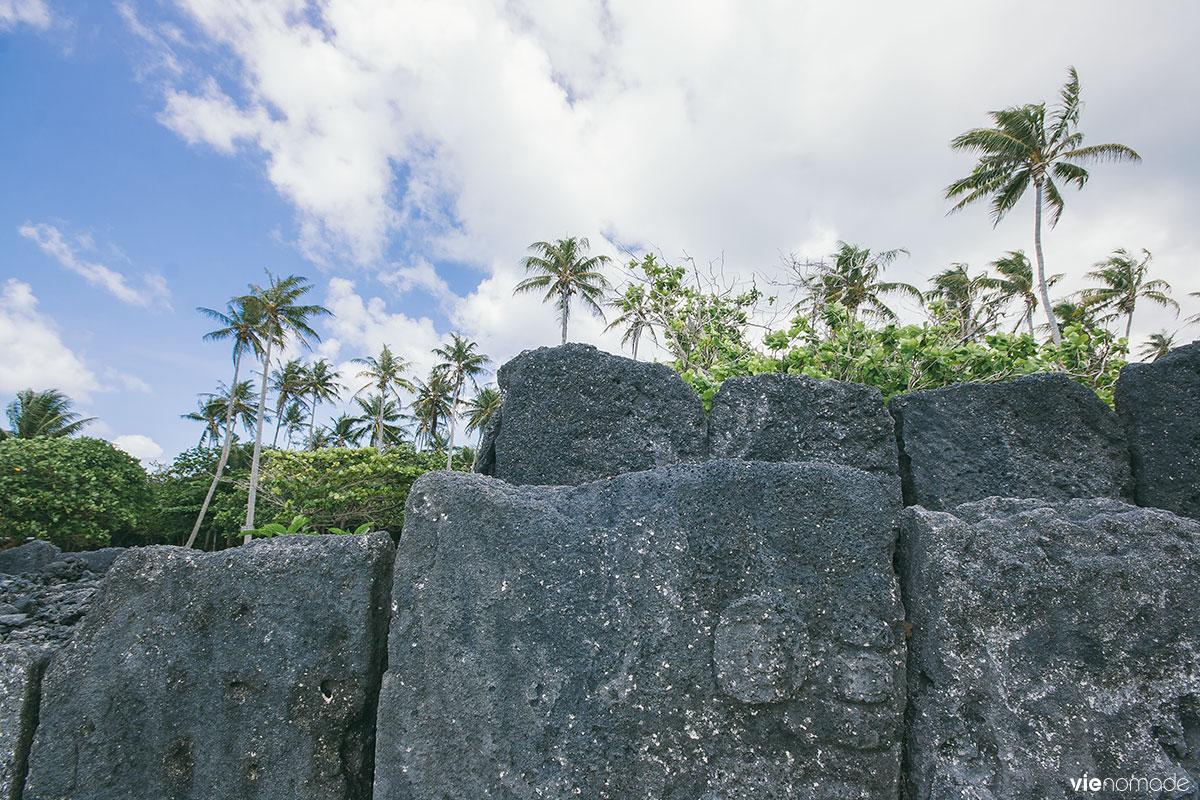 Mythes et légendes de Huahine: le marae