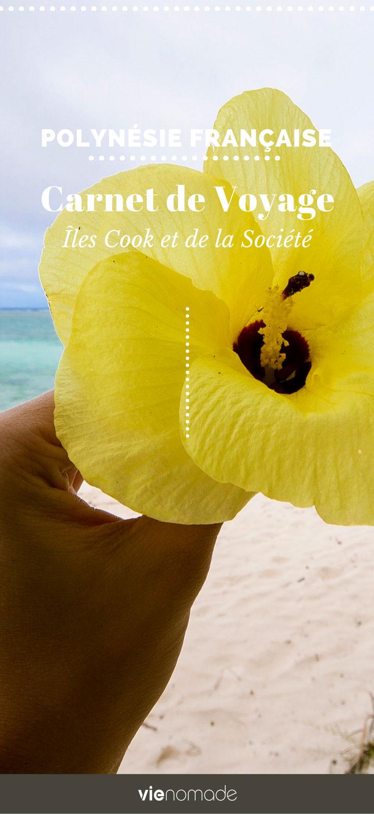 Voyage en Polynésie Française: Îles de la Société et Îles Cook