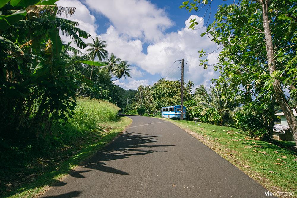 Tour de l'île: safari 4x4 à Huahine
