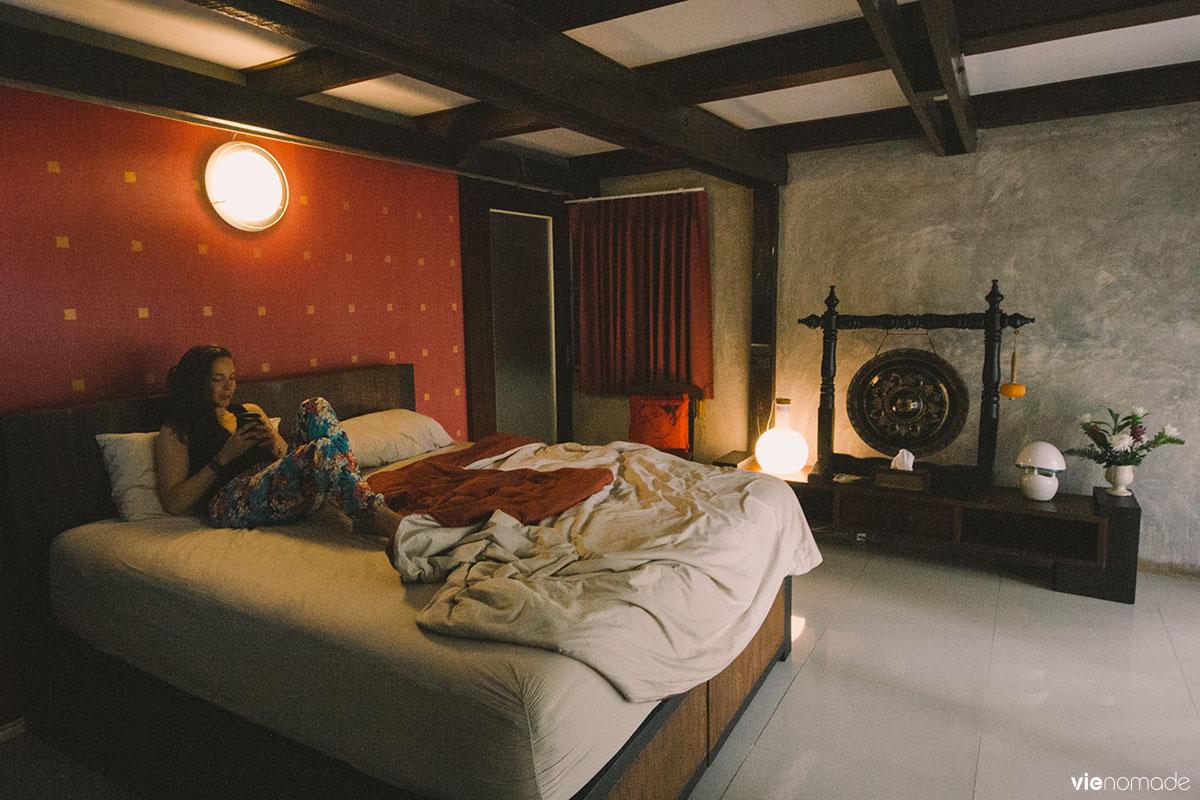 Le Swiss-Lanna Lodge à Chiang Mai