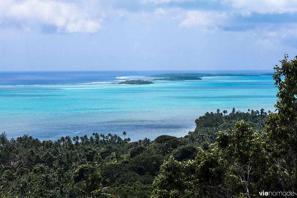 Aitutaki, plus beau lagon du monde