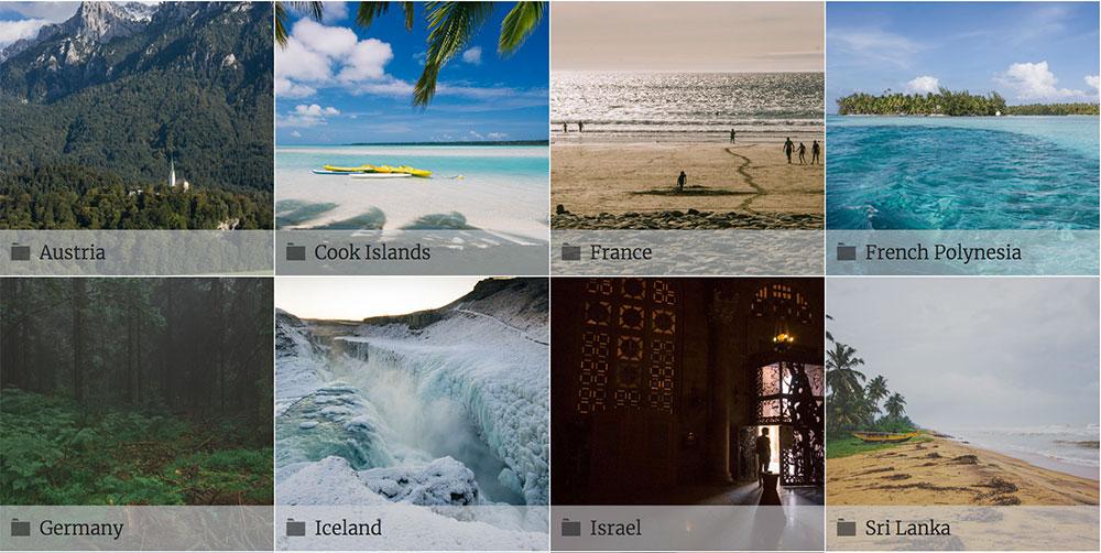 Banque d'images voyage et tourisme: photos du monde