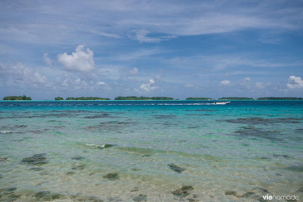 Bora Bora et ses motus