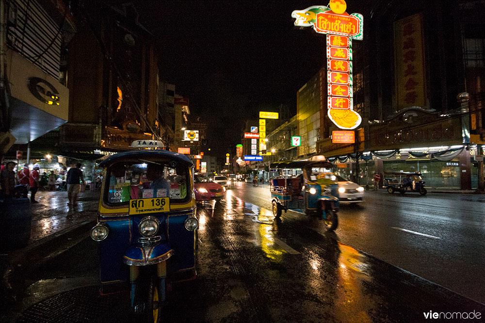 Chinatown la nuit