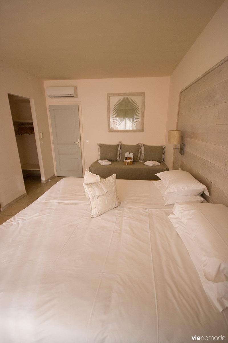 Dormir à Santa Giulia, Corse