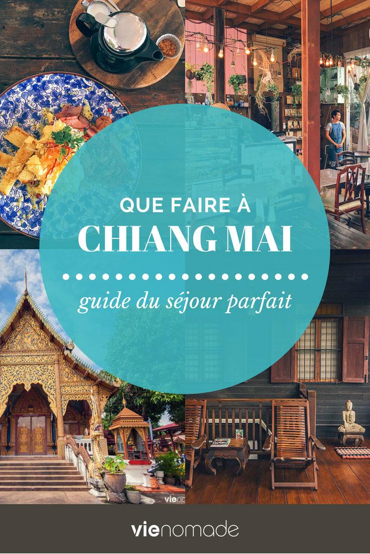 Guide: que faire et que voir à Chiang Mai?