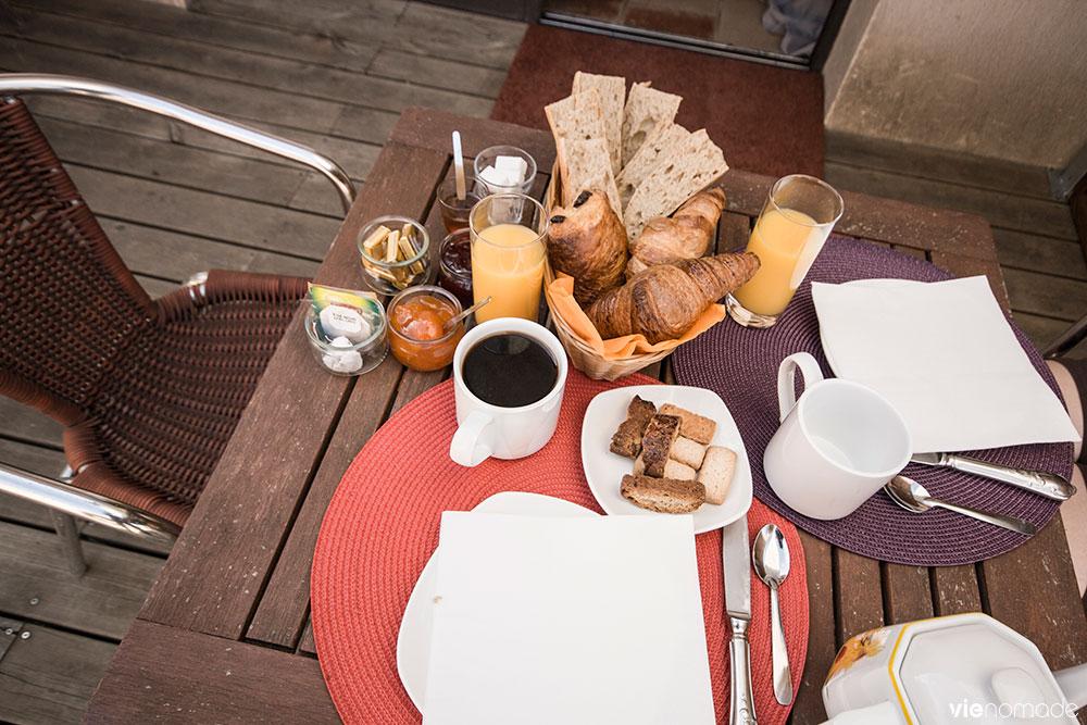 Hôtel avec petit-déjeuner à Ajaccio, Corse