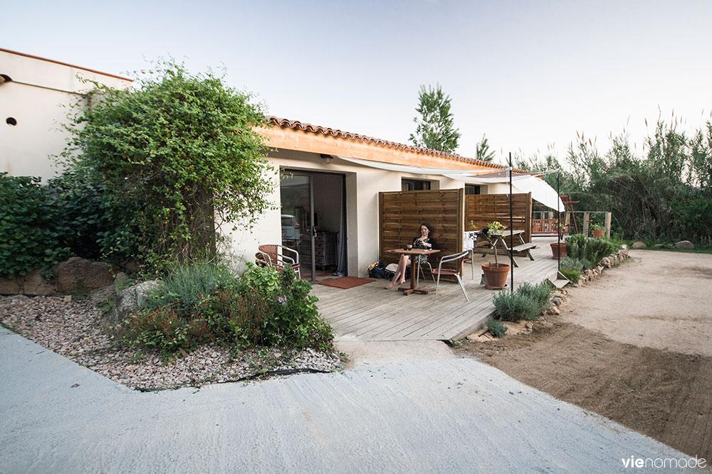 Maison d'hôtes en Corse