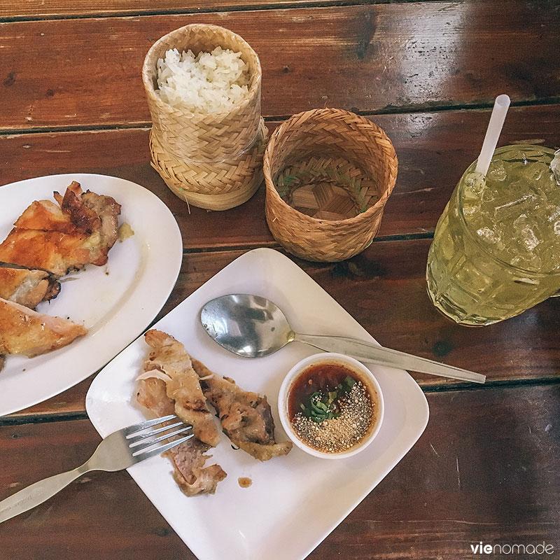 Où manger à Chiang Mai?