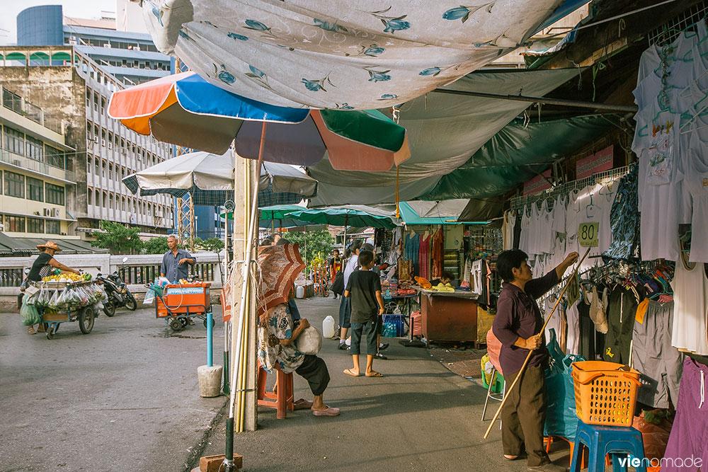 Marché de Sampeng Lane, Chinatown, Bangkok