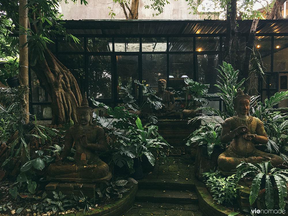 Les meilleures cafés de Chiang Mai