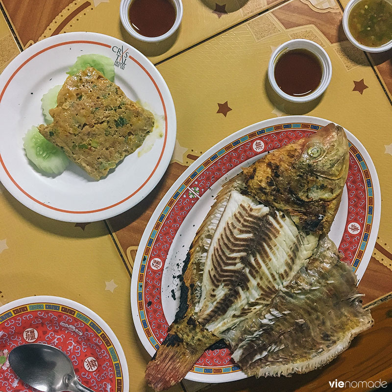 Manger à Chiang Mai