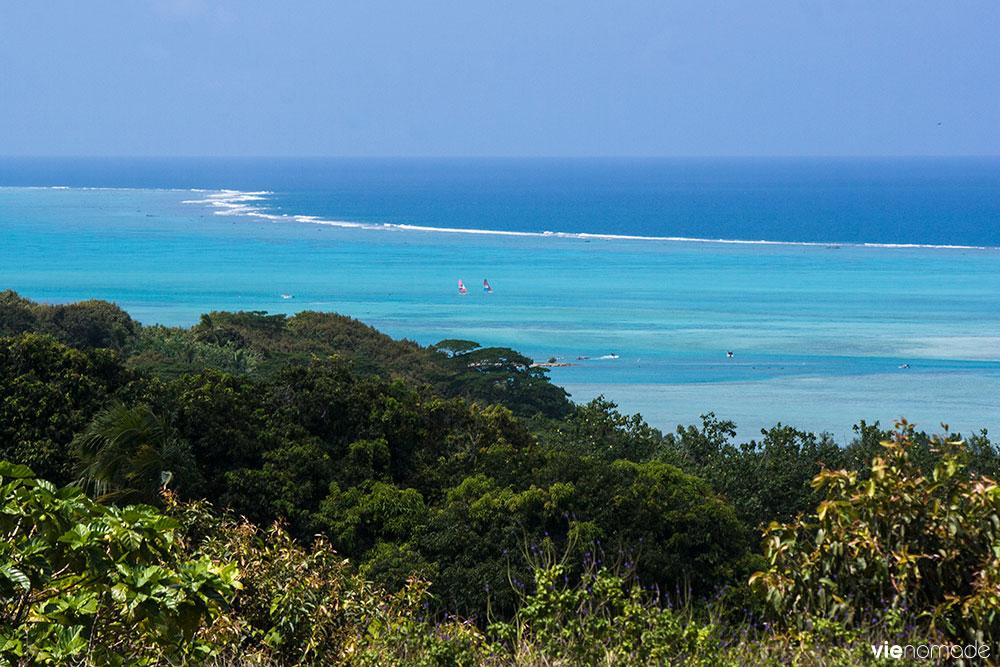 Planche à voile, Aitutaki