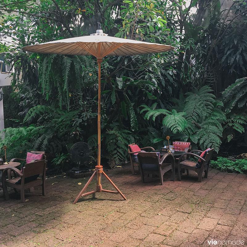 Les plus beaux cafés de Chiang Mai