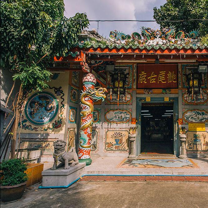 Que voir et que faire à Chinatown, Bangkok