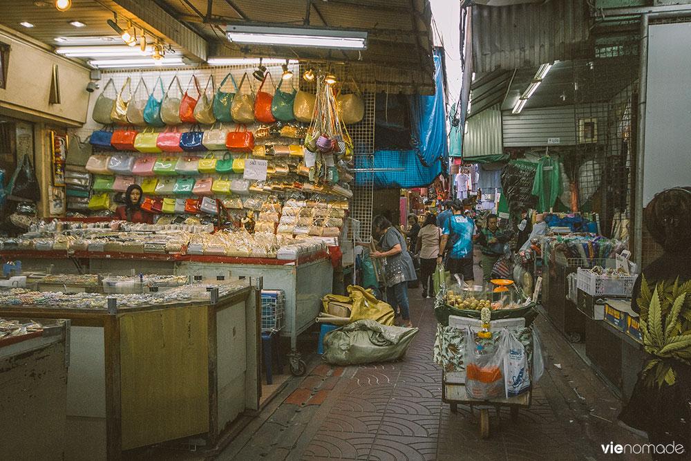 Marché de Sampeng Lane, Chinatown