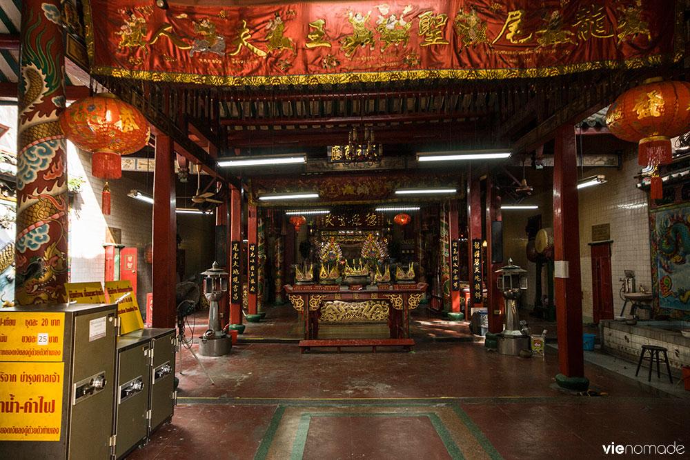 Temples à Chinatown, Bangkok