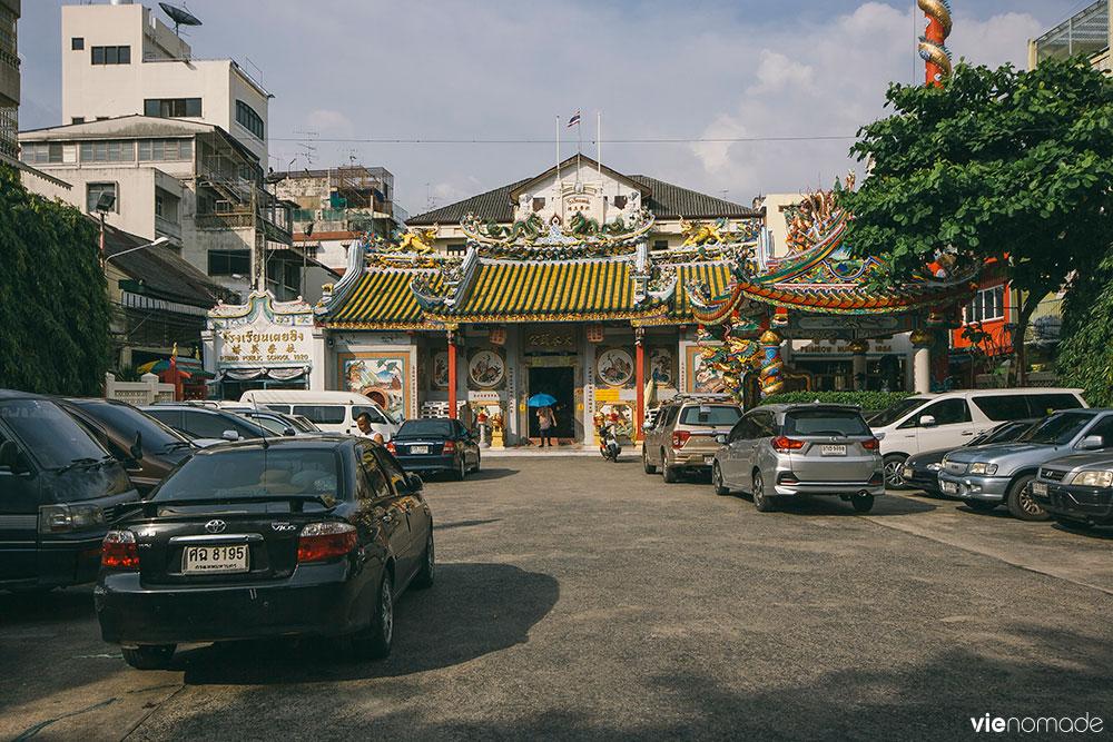 Temple Li Thi Miew à Chinatown