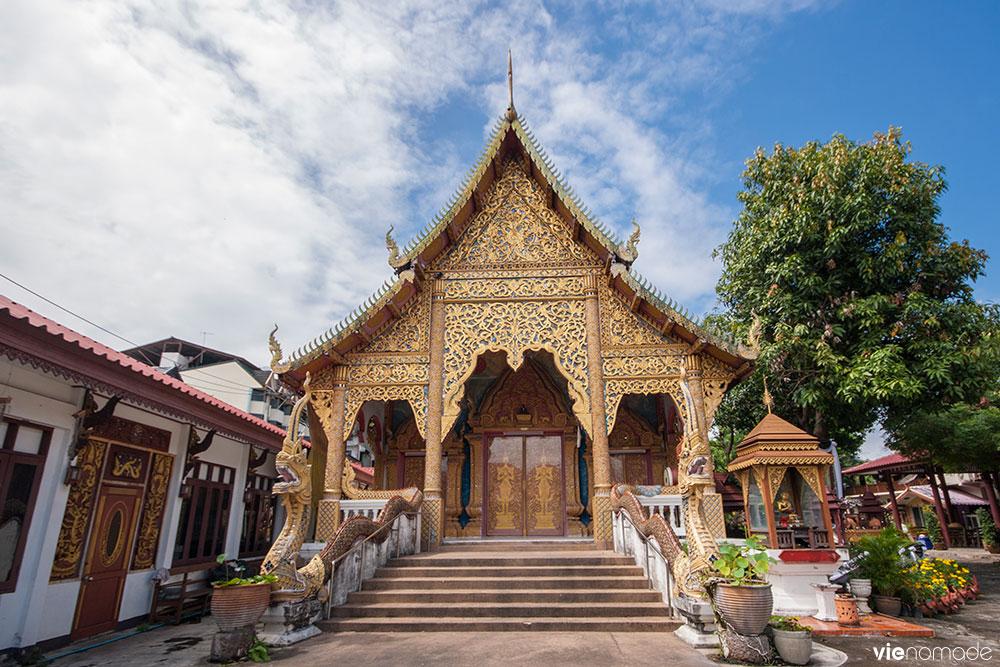Visiter les temples de Chiang Mai