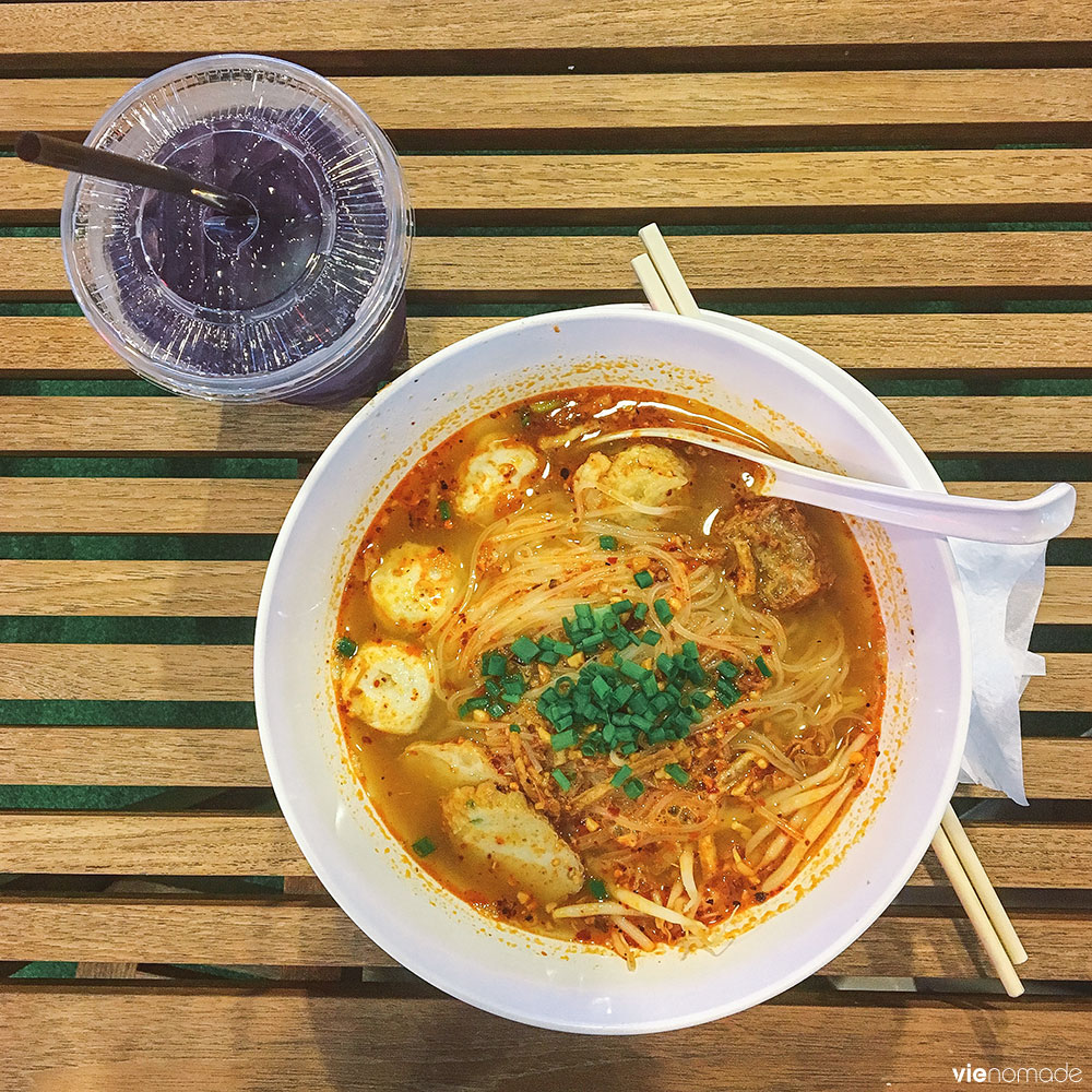 Manger à Chinatown
