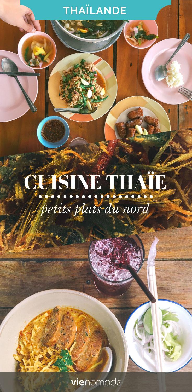 Manger en Thaïlande: spécialités du nord