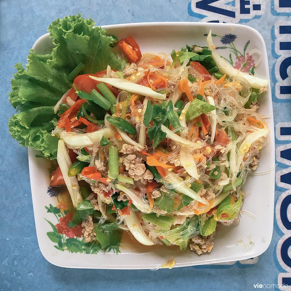 Manger en Thaïlande