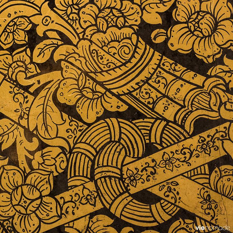 Wat Pho, détails du temple