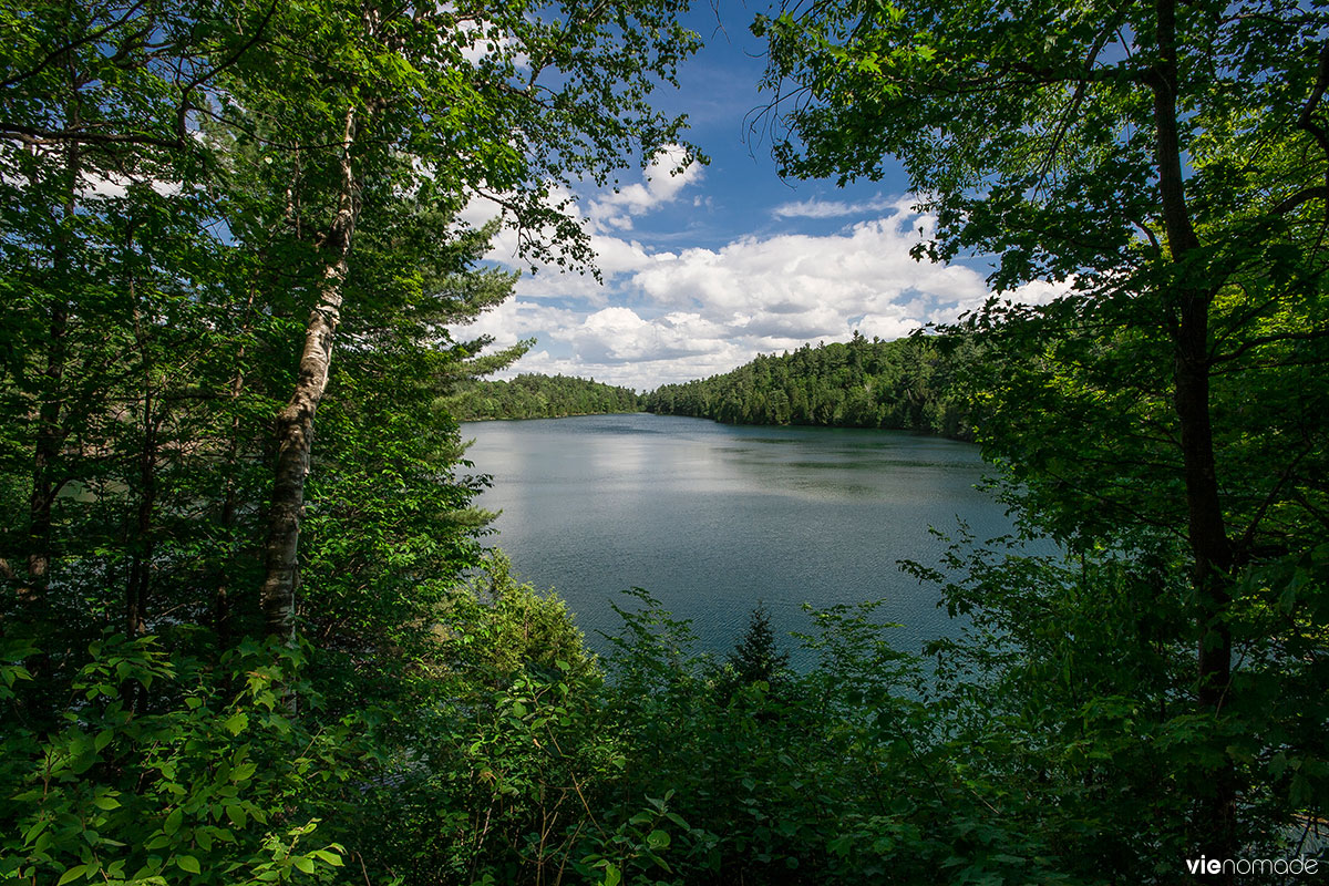 Pink Lake, Parc de la Gatineau, Outaouais