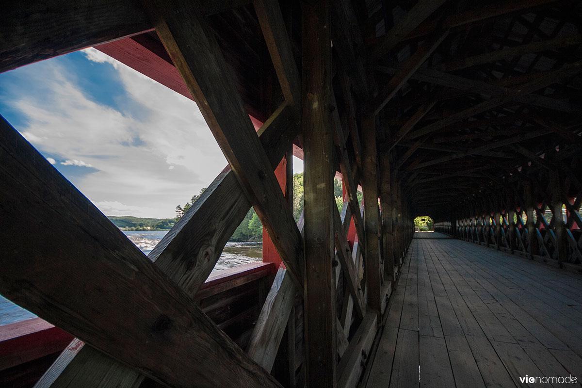 Pont couvert de Wakefield, Outaouais