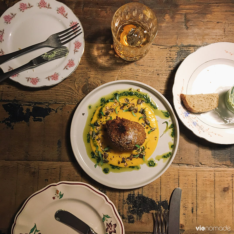 Restaurant autrichien à l'Armenius Markthalle
