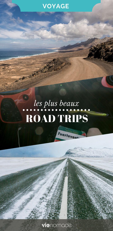 Les plus beaux road trips d'europe et du monde