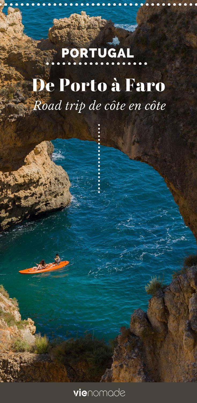Road trip au Portugal: de Porto à Faro