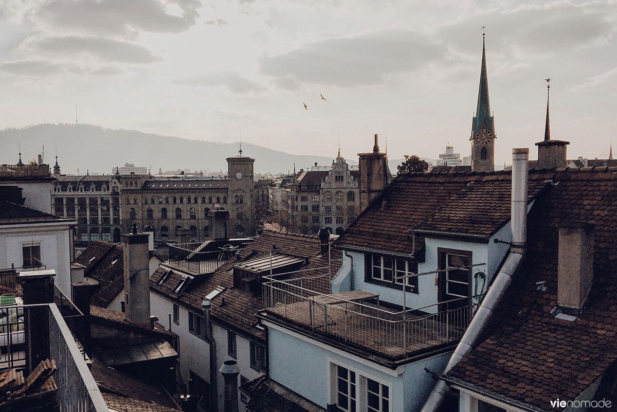 Visiter Zürich: le guide week-end