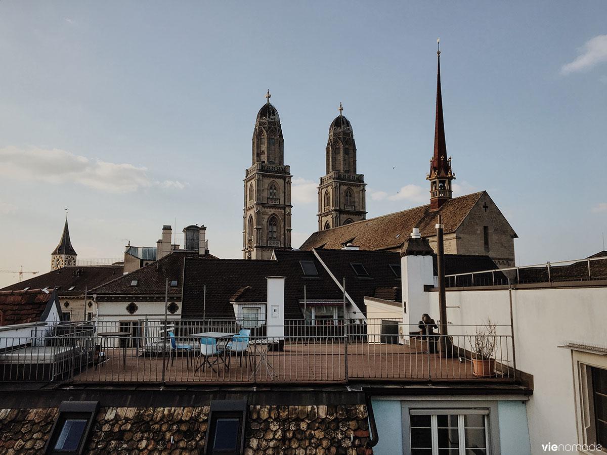 Hôtel à Zürich