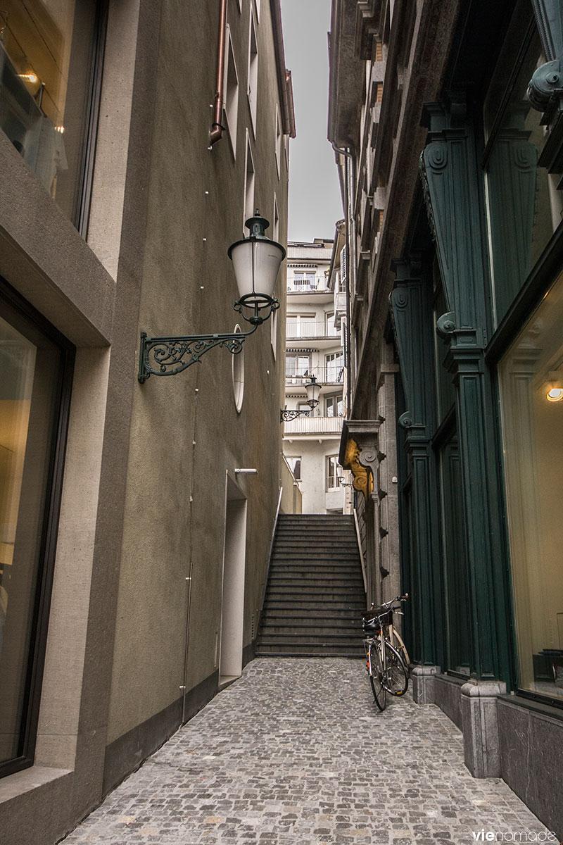 Visiter Zürich