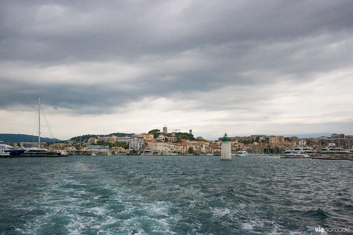 Le guide week-end à Cannes