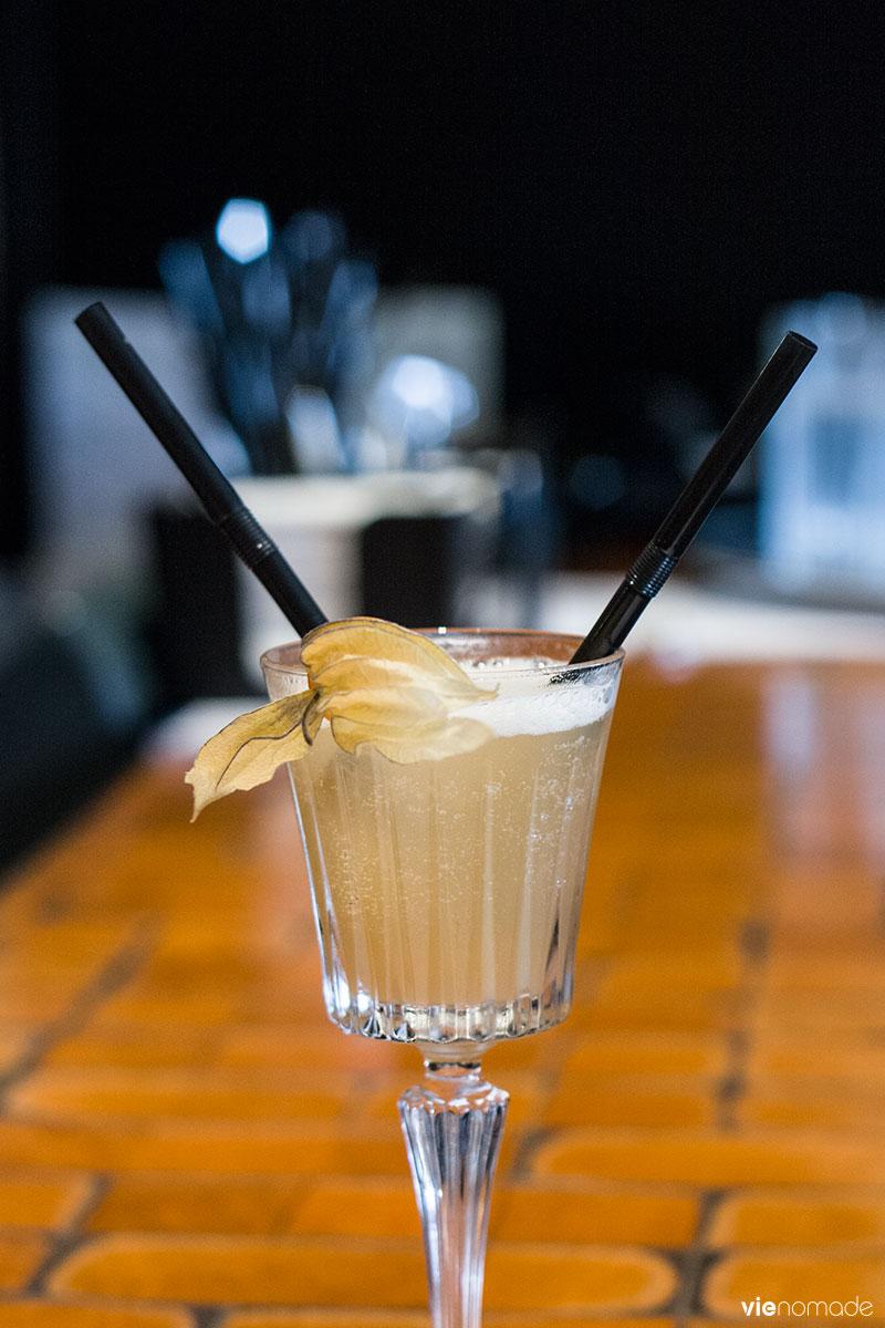 Cocktail à Cannes