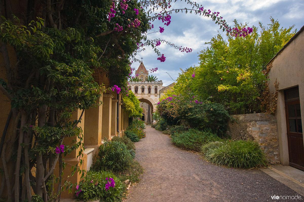 Île Saint Honorat, dégustation de vin
