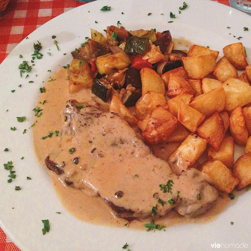 Manger à Cannes: le meilleur restaurant pas cher