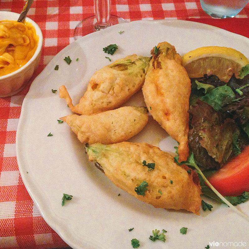 Restaurant en France