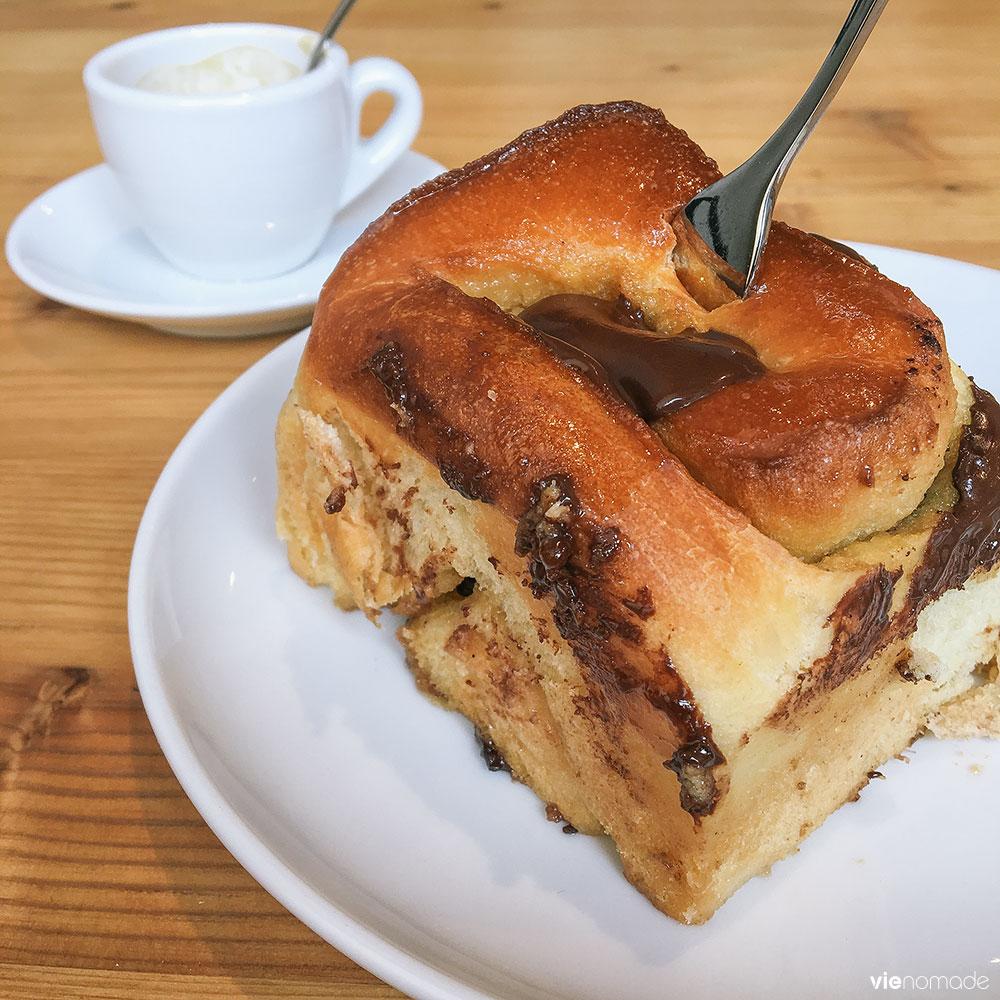 Pâtisserie à Berlin: Zeit für Brot