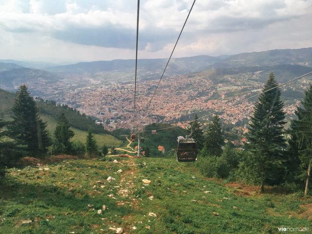 Téléphérique de Sarajevo