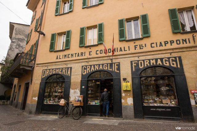 Epicerie italienne et produits artisanaux à Morbegno (Fratelli Ciapponi)