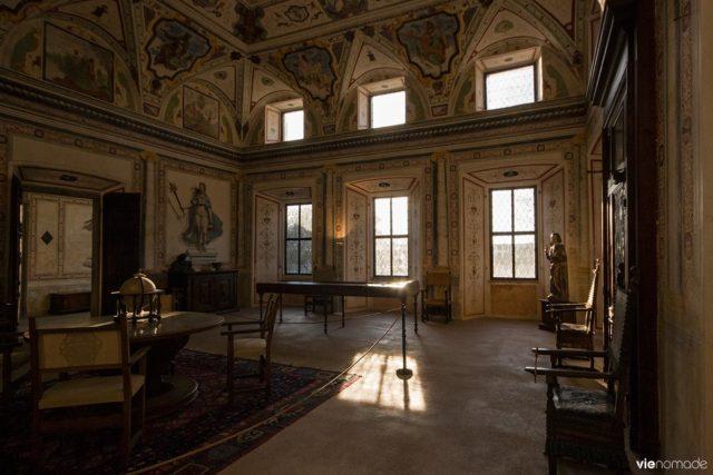 Palazzo Vertemate Franchi à Chiavenna