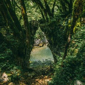 Randonnée au Monténégro: Canyon Mrtvica
