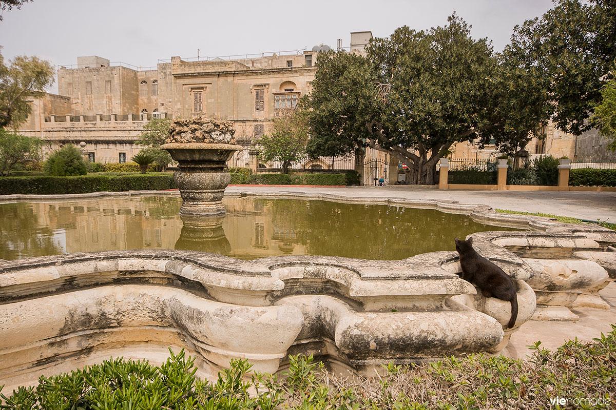 Jardin botanique Argotti, La Valette, Malte